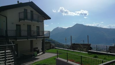 Photo for Casa Marzola, above Trento with a view