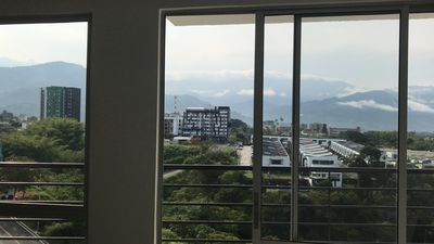 Photo for Beautiful apartment with view to the mountains