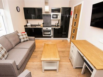 Photo for Fethaland  - sleeps 4 guests  in 1 bedroom- Double sofa bed in living area
