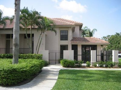 Photo for Townhome located in PGA National, Near PGA National Golf Resort & Spa