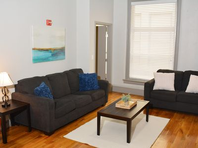 Photo for Classic 2 Bedroom Apartment in Heart of the City