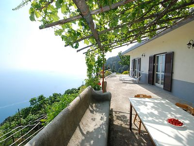 Photo for Vacation home Dea Afrodite  in Praiano, Amalfi Coast - 6 persons, 2 bedrooms