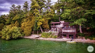 Photo for Unique One Of A Kind Waterfront Cottage