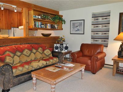 Photo for RMR: Cozy 1 Bedroom Aspens condo. Great for small Families! Free Activities!