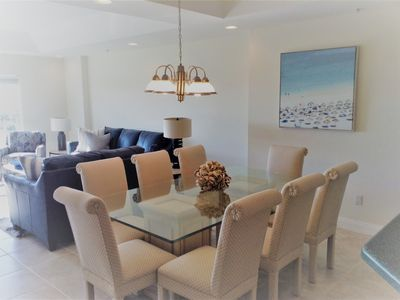 Photo for Top floor with sweeping ocean views - large, newly decorated, luxury 3/3 for 8