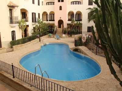 Photo for Pretty Seaside Village Apartment Close to Beach and all Amenities