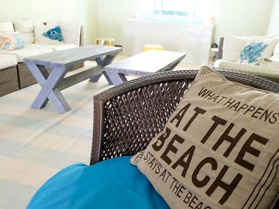Photo for Near Beach, great price and location, AC, Wifi, 'no balcony room'- CCPH