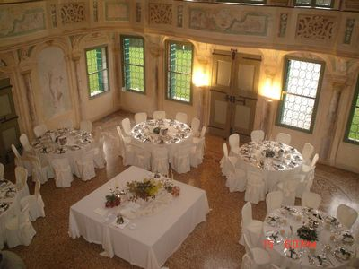 "Photo for Hospitality In Large Rooms With Ensuite Bathrooms In A Glamorous ""Villa Veneta""."