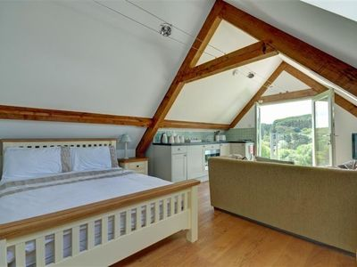 Photo for Apartment The Cottage in Falmouth - St. Mawes - 2 persons, 1 bedrooms