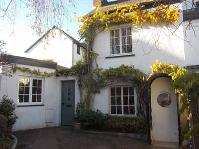Photo for Newly Renovated Character Cottage in Quiet Square Topsham, Near Exeter in Devon