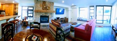 Great Room.  Includes gas fireplace.