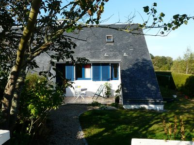 Photo for House 5-6 people enclosed garden, close to beaches