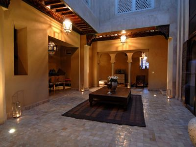 Photo for Whole Riad Rental | Sophisticated and elegant Riad in the Medina of Marrakech