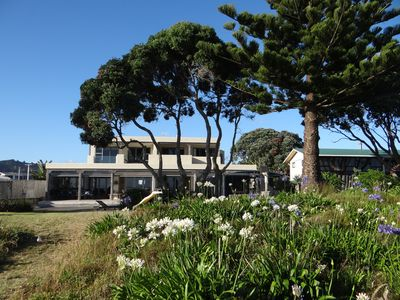 Photo for WHANGAMATA ABSOLUTE BEACH FRONT Available for a long term rental toEnd Nov 2020.