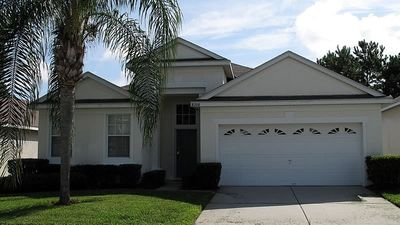 Photo for Lovely 4bd villa close to Disney (WP427)