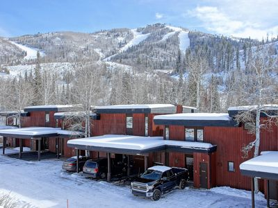 Photo for True Ski In Ski Out , Views of the Slopes, Club Amenities