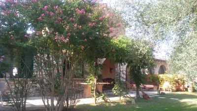 Photo for Villa Tucciano, 70 km from Rome, ideal for visiting Lazio, Umbria and Tuscany