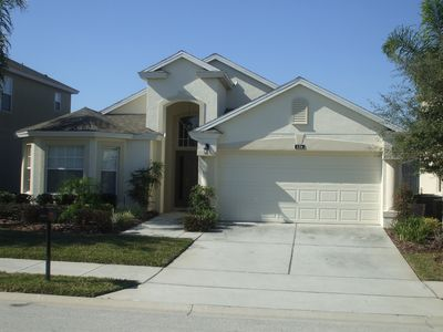 Executive Villa in Gated Community | Private West Facing Pool | 15 mins Disney
