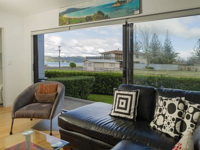 Photo for Villa 2 at AQUA SOLEIL in Whitianga with SEA VIEWS