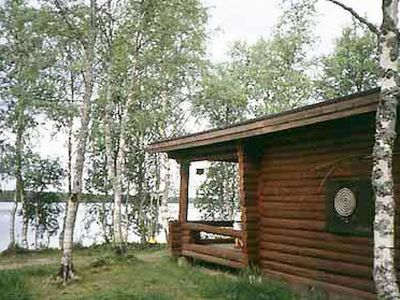 Photo for Vacation home Saapungin lomat / aamunkajo in Kuusamo - 4 persons, 1 bedrooms