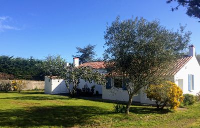 Photo for House island of yeu 10 beds garden 1200 m²