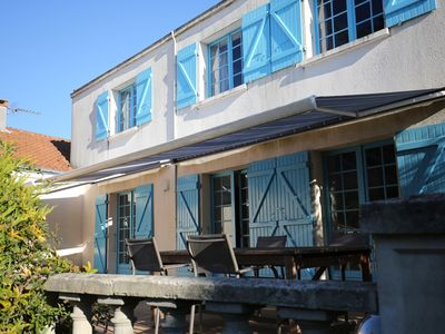 Photo for Historic Village House in Coastal Vendee