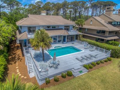Photo for Awesome Ocean Pearl House Right on the Ocean (SPECIAL 9/14 -21, 9/21-28 $5500 )