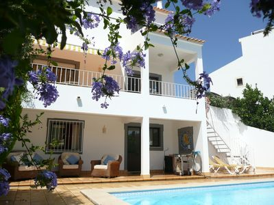 Photo for Luxury Villa With Private Pool, less than 10 minutes walk from the beach/village