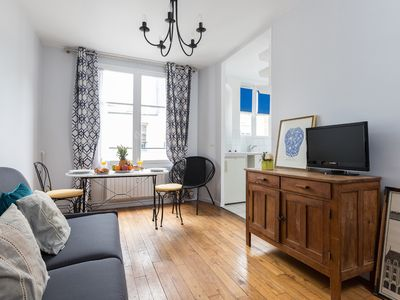 Photo for CHARMING APARTMENT IN THE HEART OF THE MARAIS - PLACE DE LA BASTILLE