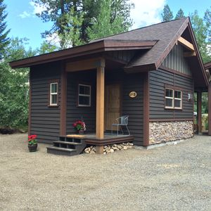 Photo for Secluded Cabin Near Downtown McCall, Idaho