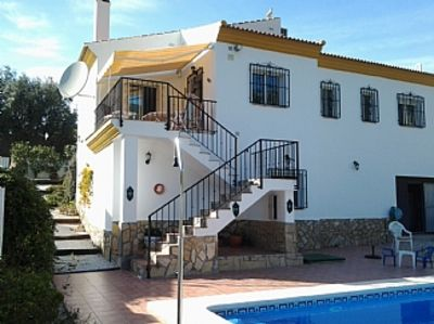 Photo for Villa with Private Pool and Stunning Mountain Views