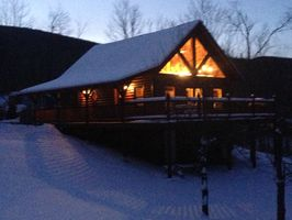 Photo for 2BR Cabin Vacation Rental in Starksboro, Vermont