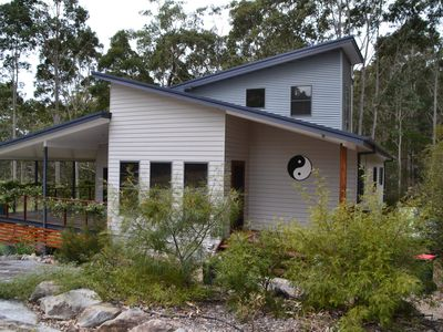 Photo for A PEACEFUL GETAWAY AMONGST THE BUSH BUT ALSO CLOSE TO THE OCEAN AND MORUYA RIVER
