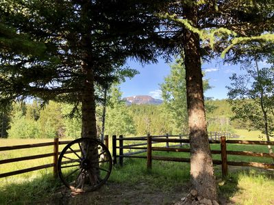Photo for Rustic ⛰�A-Frame Cabin Near Yellowstone National Park Wifi + Fire Pit �