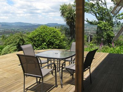 Photo for Mountain Cottage Retreat - peaceful setting, great views and children discounted