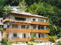 The accommodation is set in beautiful surroundings. However, it is on a hill whi ...
