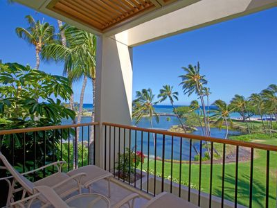 Photo for Top Floor, 2 Bedroom with Ocean Views, Sleeps 4
