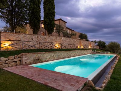 Photo for San Gimignano Luxury Country House apartment 6