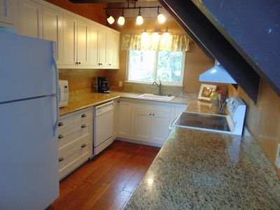 Photo for 4BR Cabin Vacation Rental in Tahoma, California