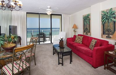 Photo for 705 Sunswept 1/1.5 Orange Beach*DIRECTLY ON THE BEACH*AMAZING VIEW*