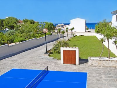 Photo for LARGE VILLA JUST 100 METERS FROM THE BEACH