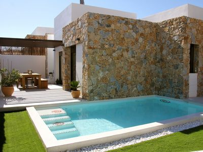 Photo for New villa with private pool