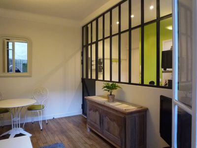Photo for Beautiful studio of 21 m2 for 2 people