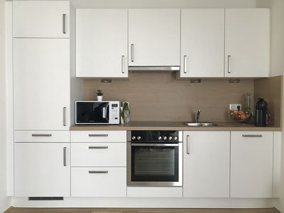 Photo for NEW apartment, 2min walking distance subway, direct to city center