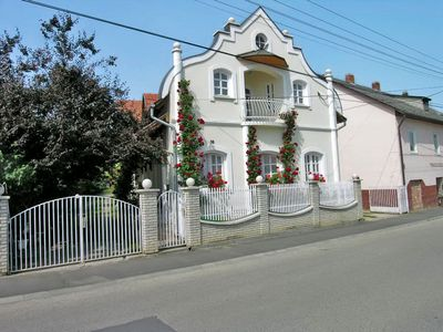 Photo for Holiday apartment with large garden in the centre