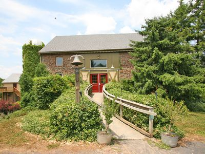 Historic Coverted 1818 Barn in Beautiful Bucks County on a 10 Acre Horse Farm