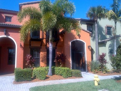 Photo for PASEO SouthWest Florida - 3BR, 2.5b, On-Quad-Overlooking Semi Private Pool