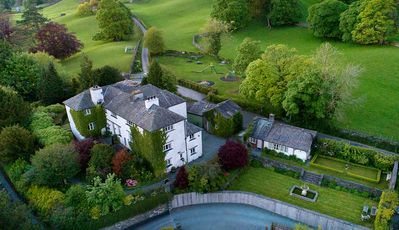 Photo for Luxury country house for up to 18 in the heart of Beatrix Potter's Lake District