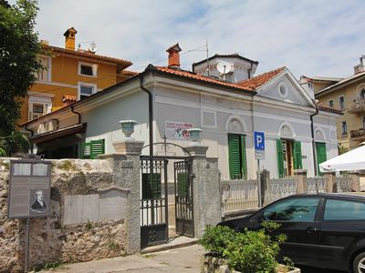 Photo for Holiday apartment in the center of Lovran with barbecue