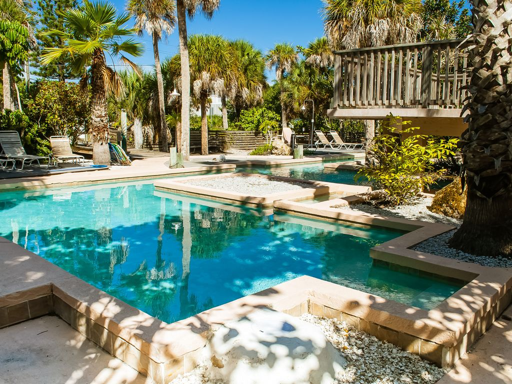 Gulf View With Pool, Hot Tub, Large Dock. ... - VRBO